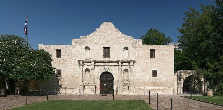11 places where photography is forbidden the Alamo Texas USA