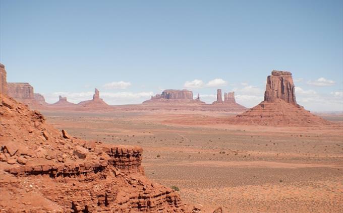 USA quiz: desert