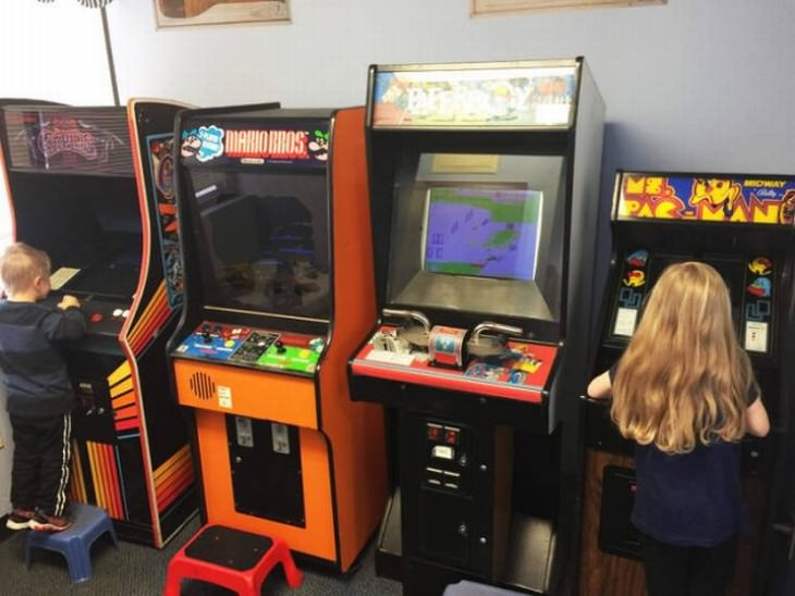 clever gadgets and inventions found in store dentist's office video games
