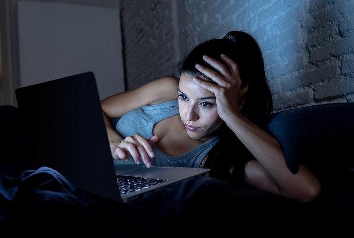 Lonely Millennials: social media