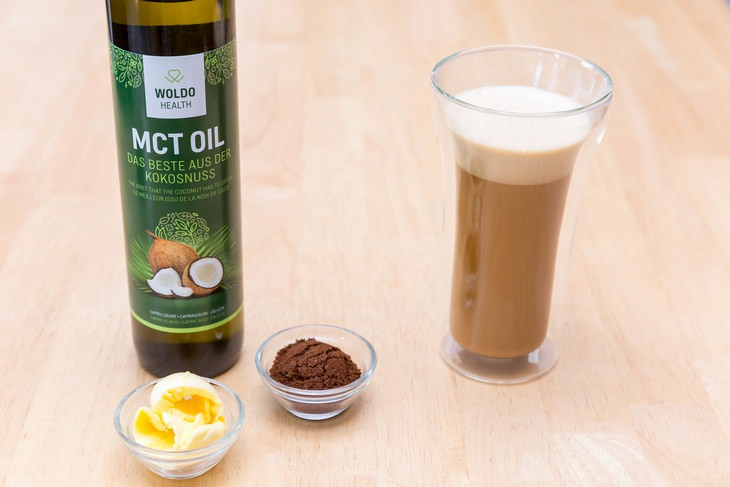 MCT: MCT oil
