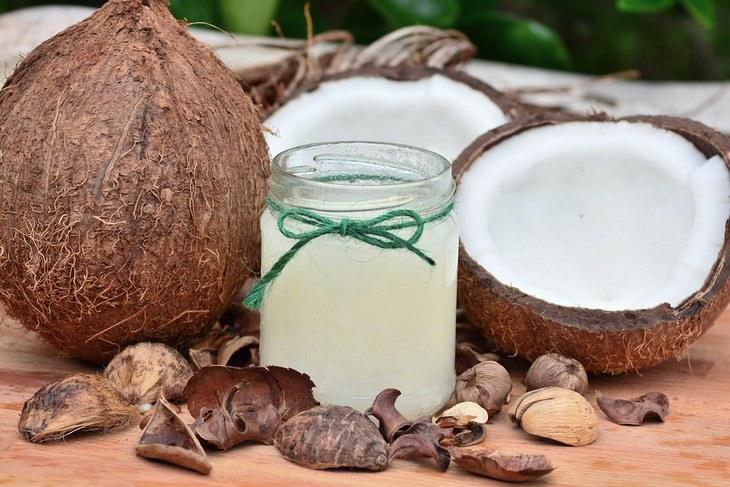 MCT: coconut oil