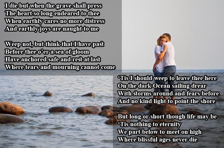 Poems: Bronte