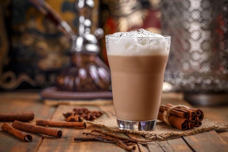 coffee alternatives energizing Chai Tea