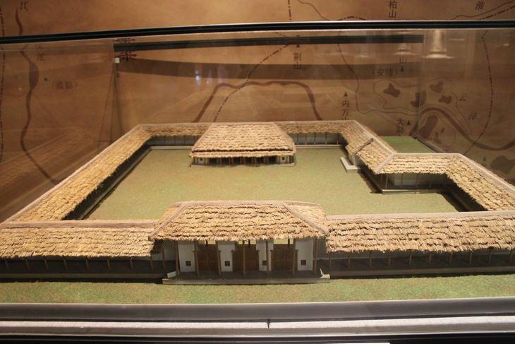 Ancient Cities: Yanshi China palace