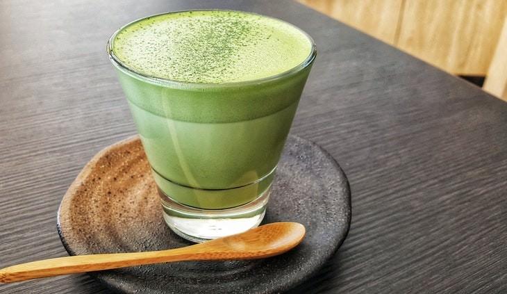 coffee alternatives energizing Matcha