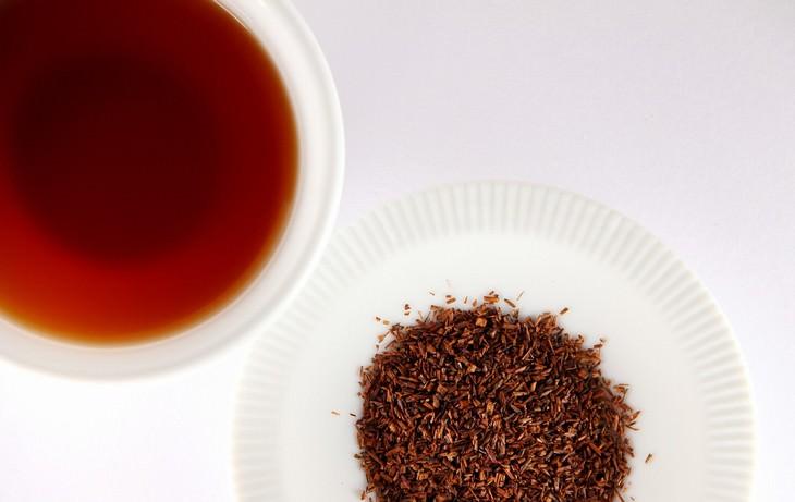 coffee alternatives energizing Rooibos Tea