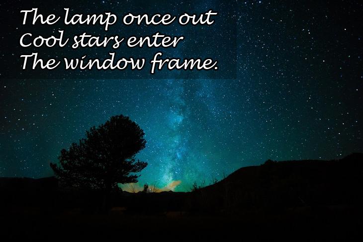 Haikus: starlight