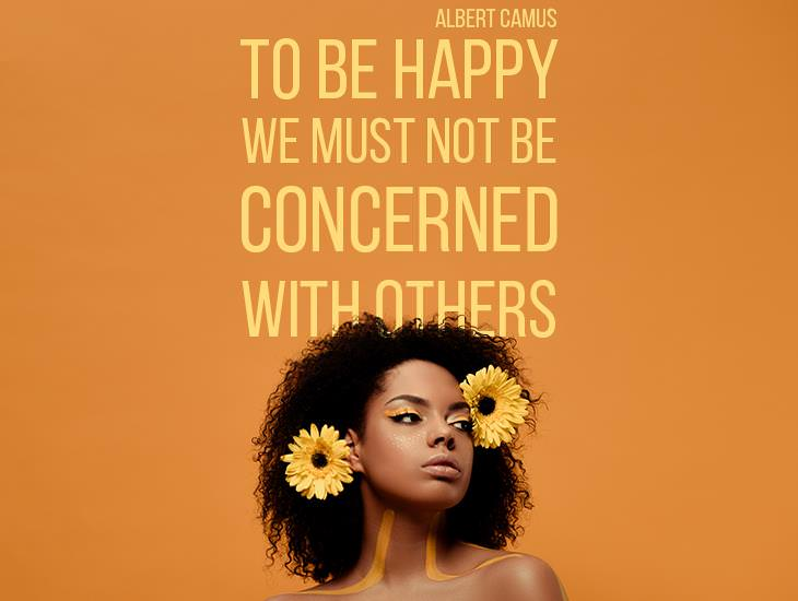 We Must Not Be Too Concerned With Others