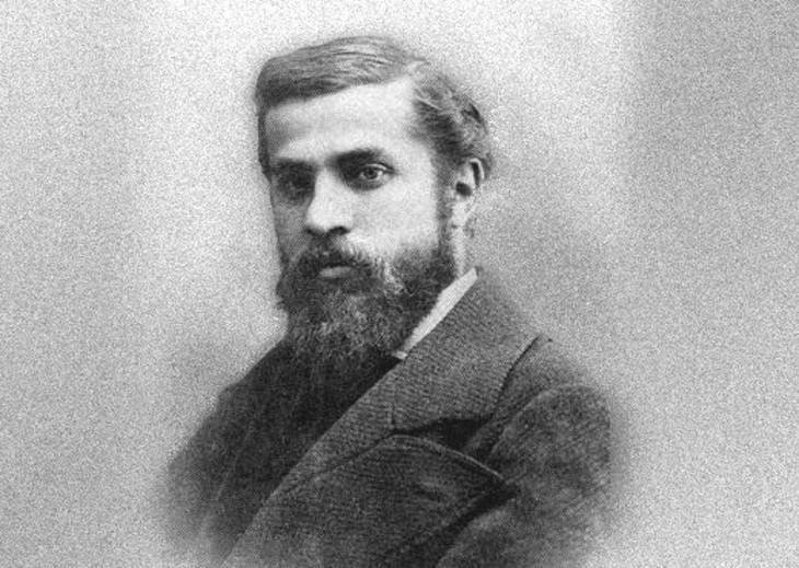 Antoni Gaudi Artist Portrait