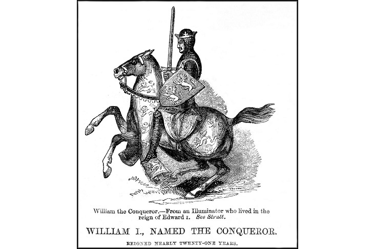 English changes: William the Conqueror Norman Conquest