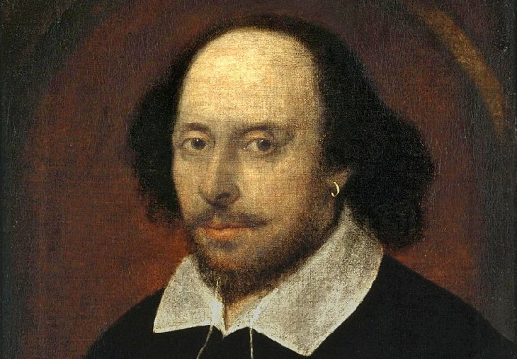 English changes: William Shakespeare