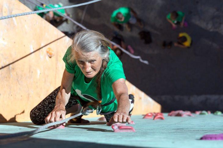 exercise for seniors myths wall climbing