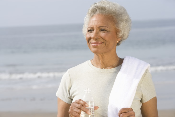 exercise for seniors myths woman post workout
