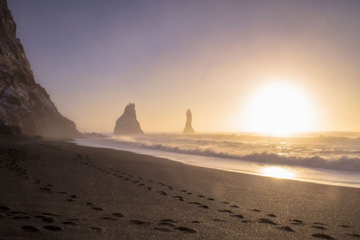 Iceland photography Signe Fotar Reynisfjara