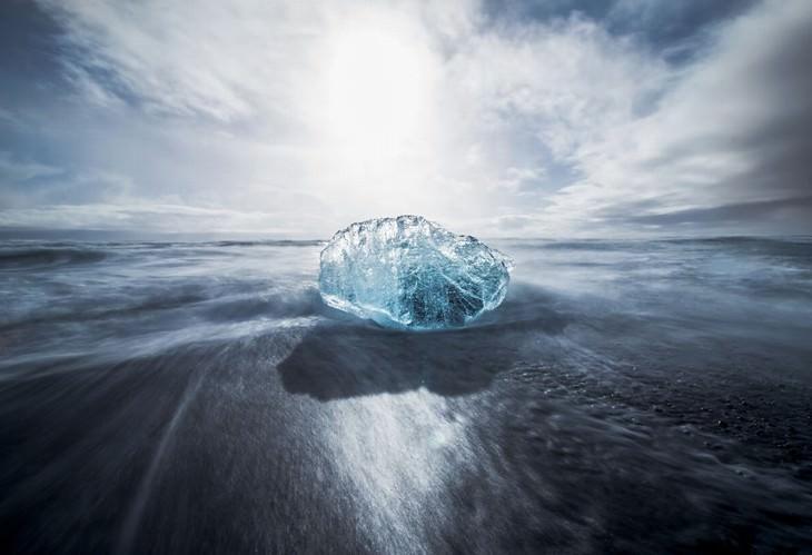 Iceland photography Signe Fotar Diamond beach
