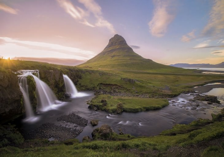 Iceland photography Signe Fotar Kirkjufell