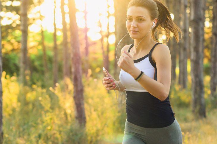 Weight loss: running