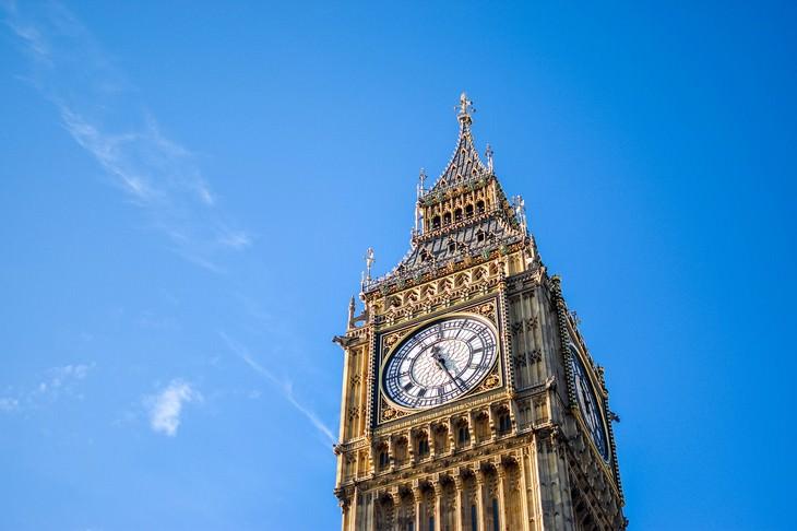 queen elizabeth II funeral operation london bridge Big Ben
