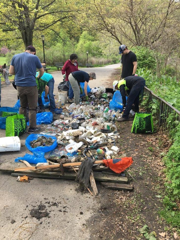 TrashTag Challenge: estuary