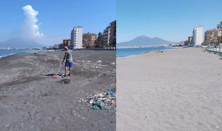 TrashTag Challenge: beach