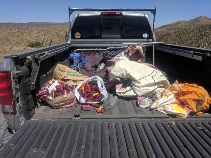 TrashTag Challenge: pickup truck