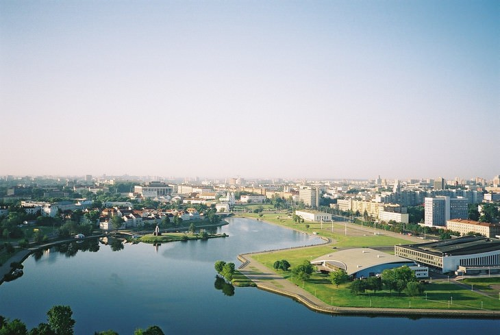 tourist attractions in belarus minsk