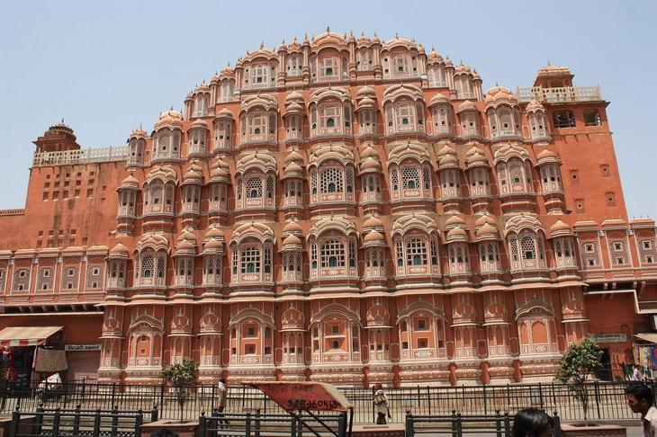 Jaipur: Hawa Mahal