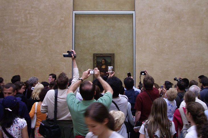Mona Lisa: small