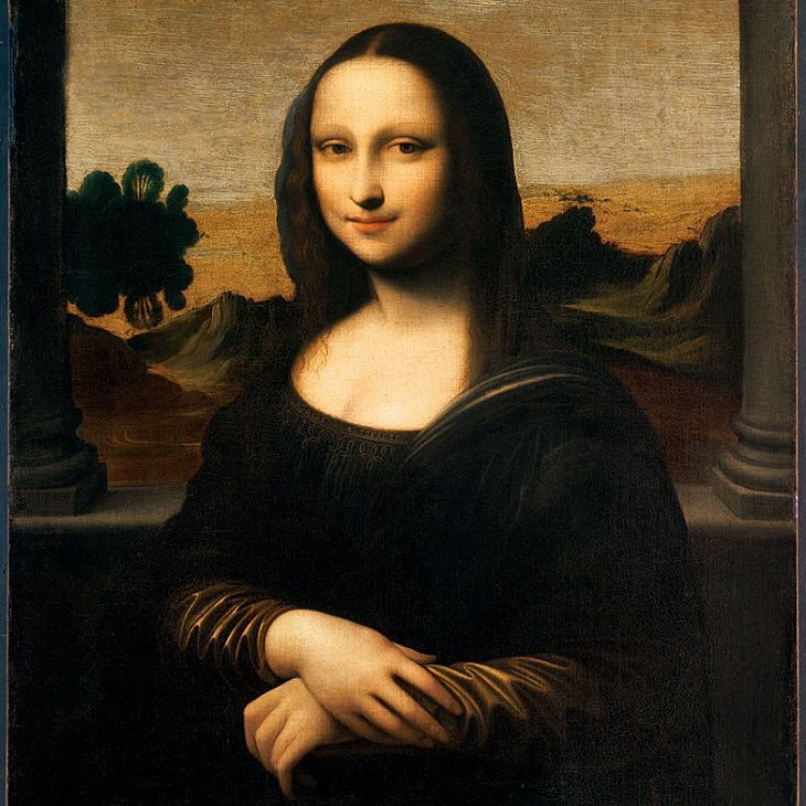 Mona Lisa: other version