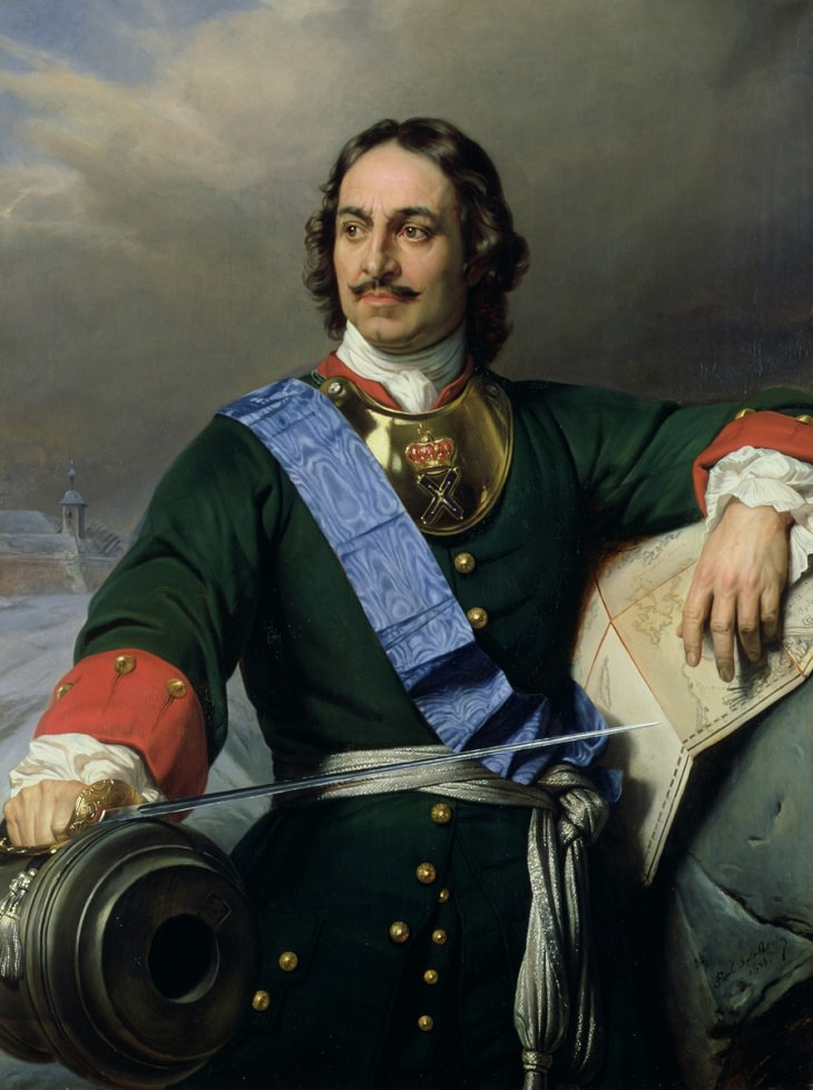 House of Romanov: Peter the Great