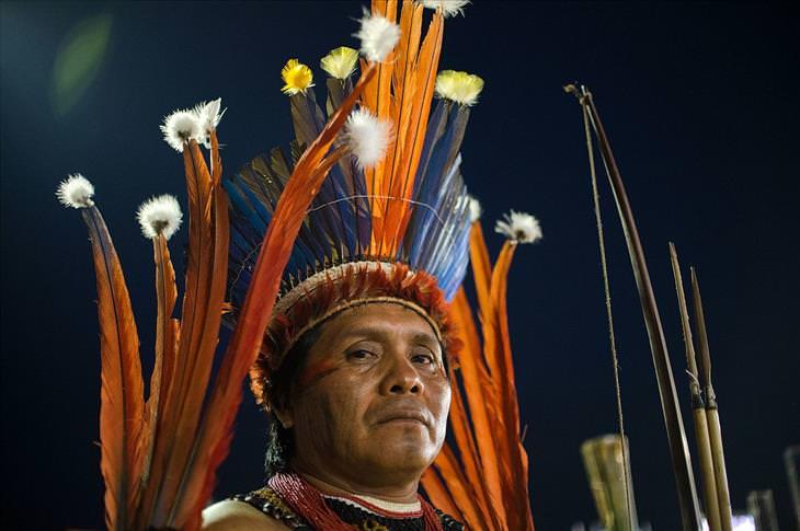 Guyana: Wai Wai Native American