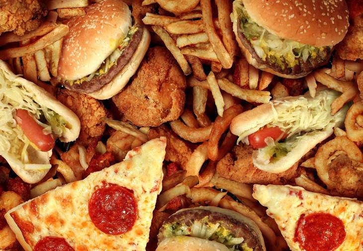 gut health bad foods Fried Foods