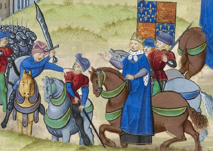 Before the War of the Roses: Peasants' Revolt