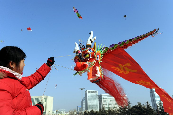 Ancient Chinese Inventions dragon kite traditional chinese