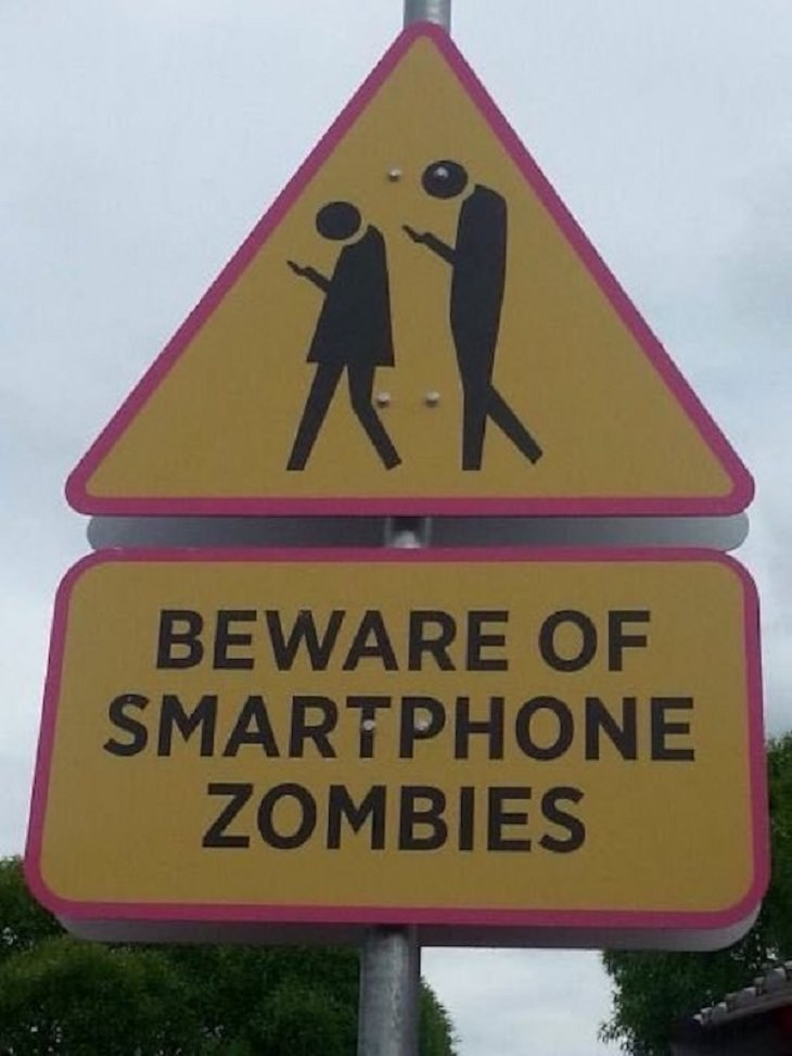 Witty Signs smartphones
