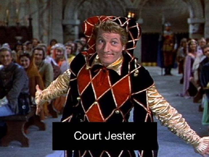 Odd Jobs Court Jester