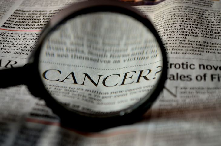 Reduced Risk of Certain Types of Cancer