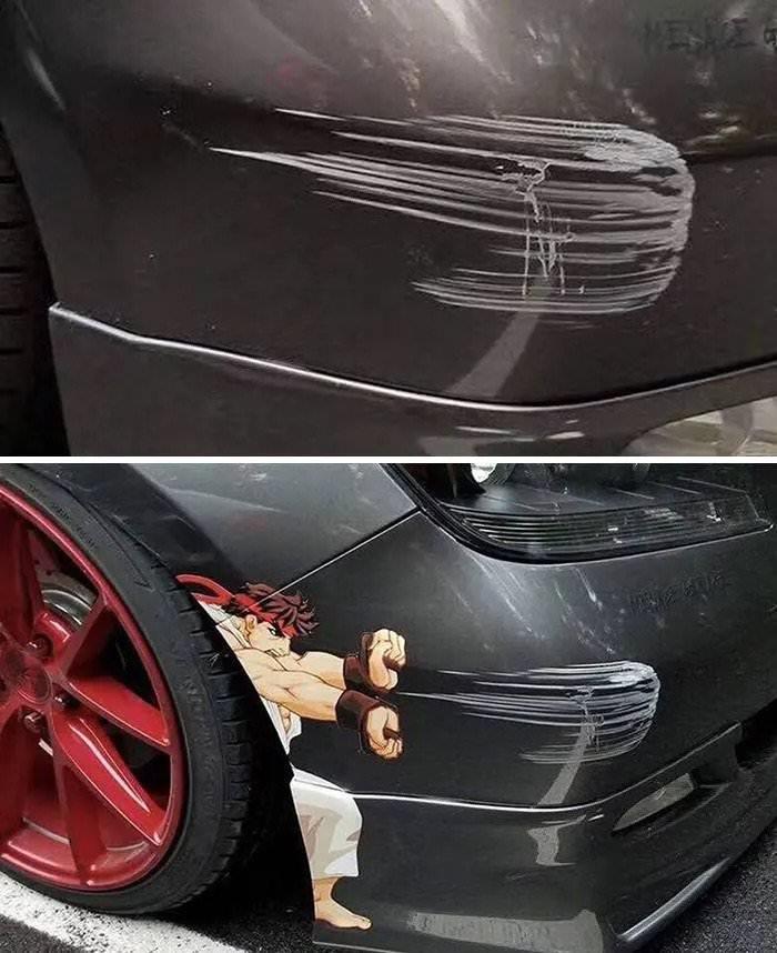 funny car fix