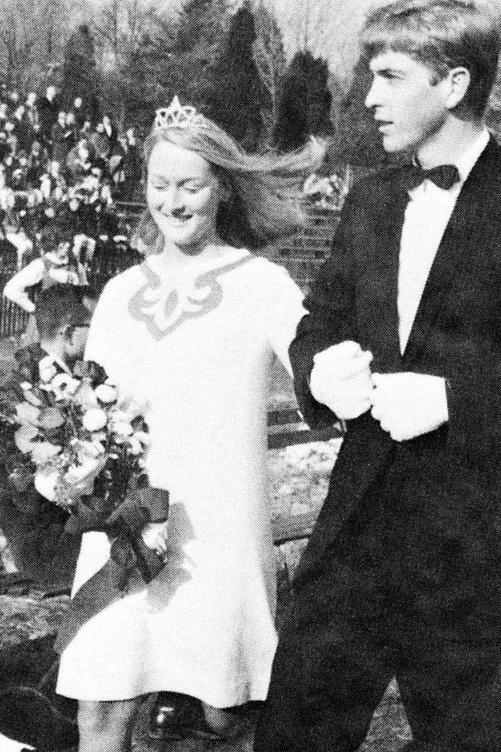 Meryl Streep1967