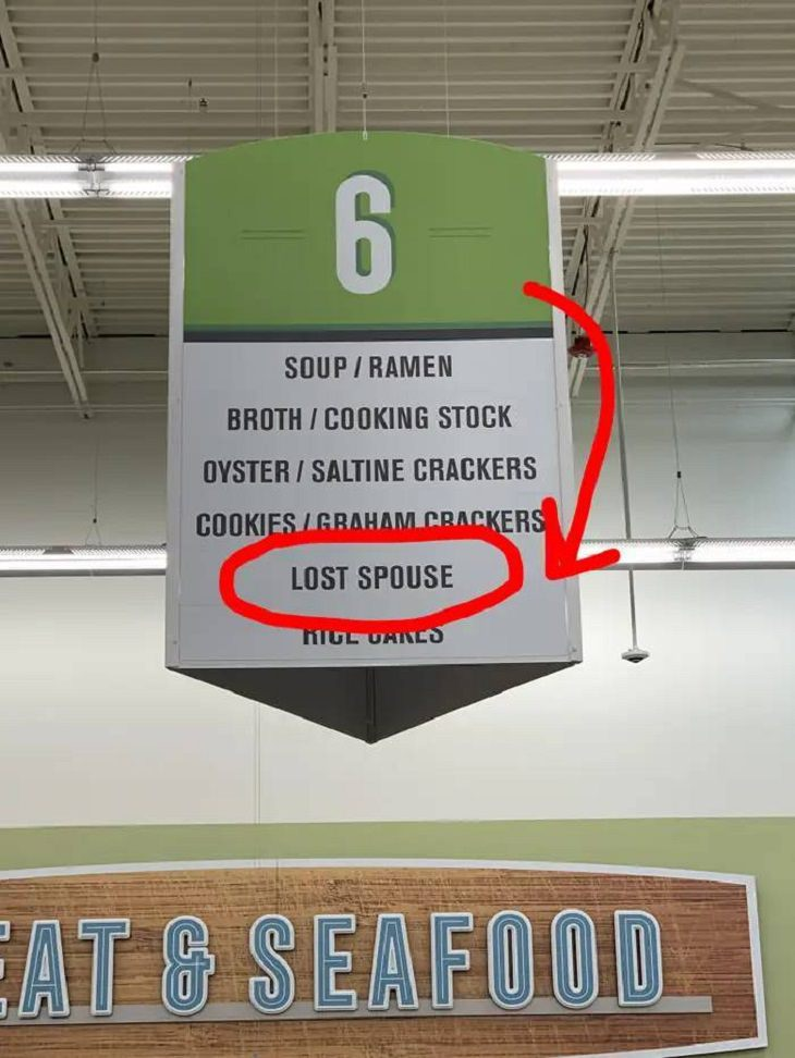 Grocery Stores, spouse