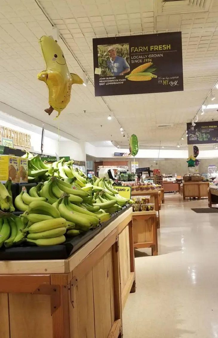 Grocery Stores, fruits and veggies