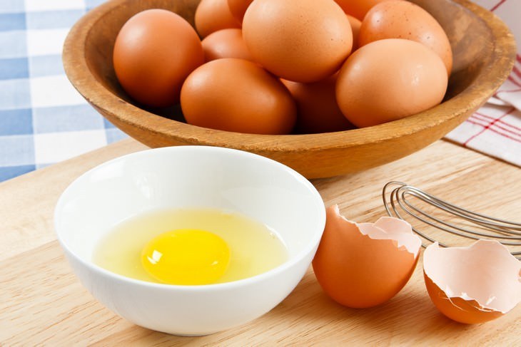 People with Egg Allergies Are at higher Risk of Allergic Reaction to Flu Shot, eggs