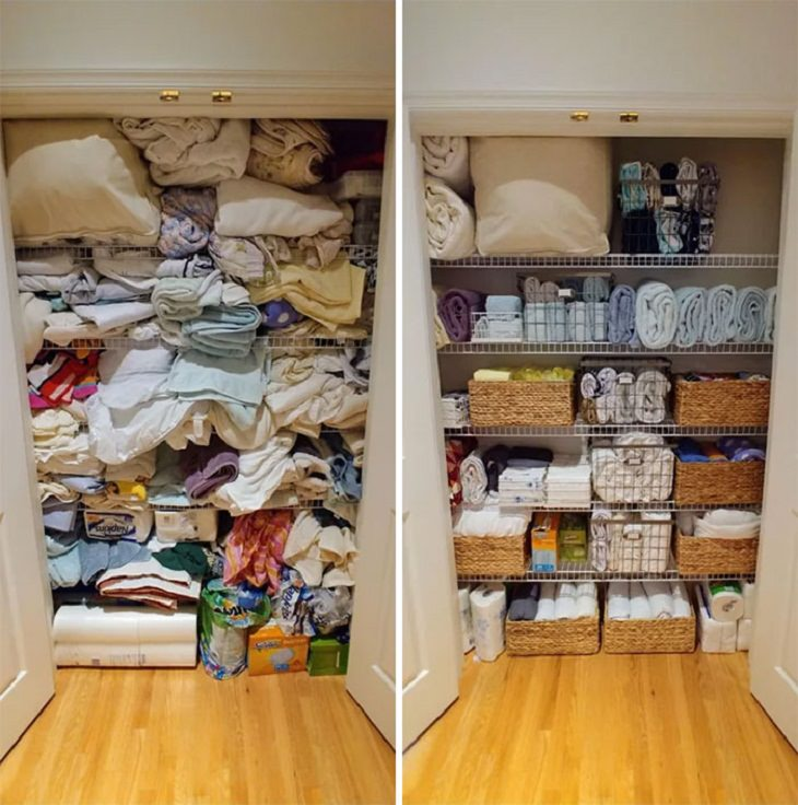 Organization Hacks, KonMari Method