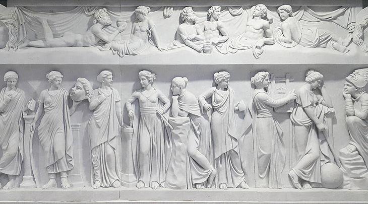 History Facts ancient greek art