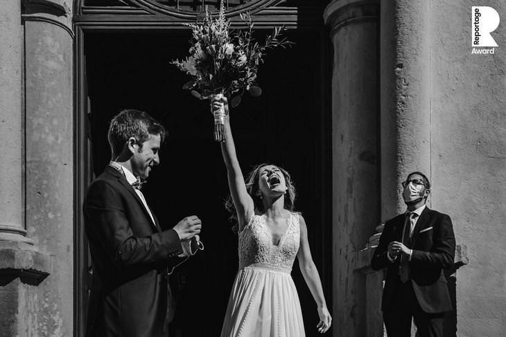 Winners of Reportage 2020 Wedding photography competition, Valter Antunes, Portugal