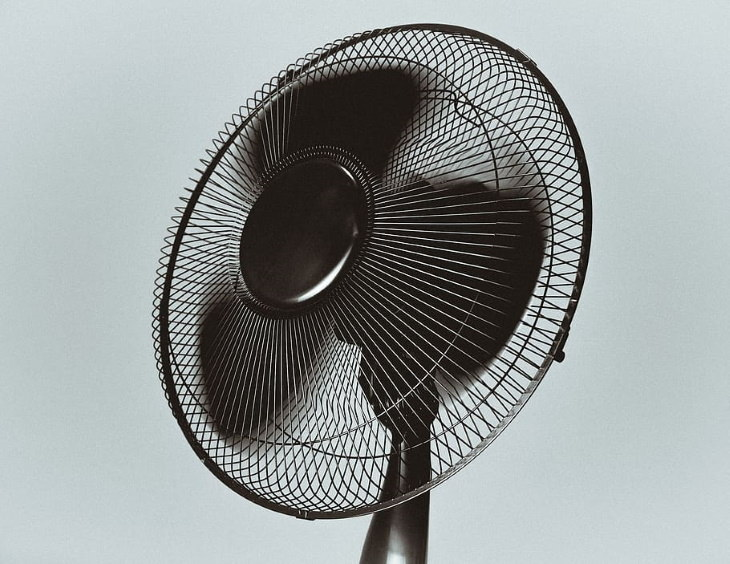 Why Some Can't Sleep Without a Fan standing fan