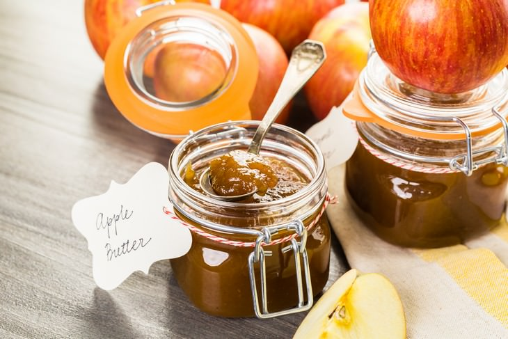 Recipe: Perfect for Fall Apple Butter, apple butter