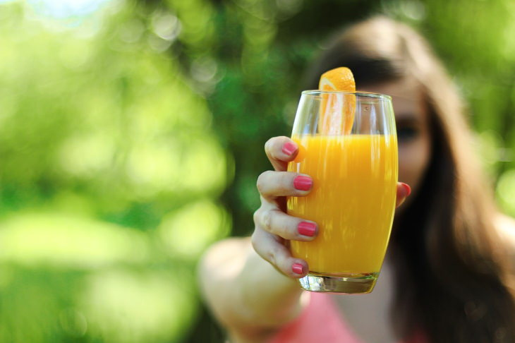 Foods That Are Bad for the Heart orange juice