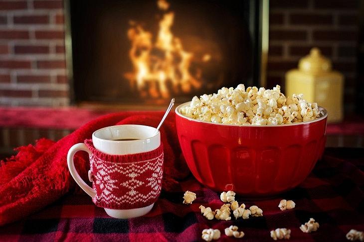 Health Benefits of Popcorn, healthy snack